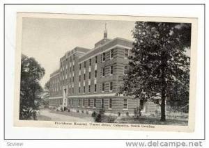 Providence Hospital, Forest Dr., Columbia, South Carolina, 1910-20s