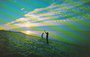 Massachusetts Cape Cod Beautiful Sunset