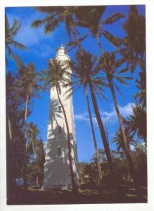 Tahiti, 60-70s  LIGHTHOUSE, Venus Point