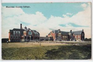 Loyola College, Montreal