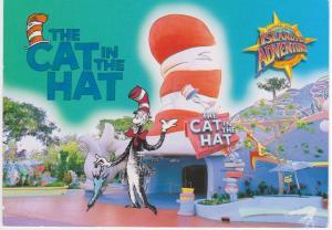UNIVERSAL STUDIOS ISLANDS OF ADVENTURE CAT IN THE HAT