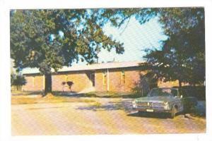 Partial Campus View,Laurinburg Institute, Laurinburg,North Carolina,40-60s