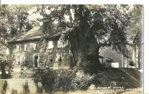 1930's Putnam House, Campus Martius State Museum, Marietta, Ohio ~ RPPC