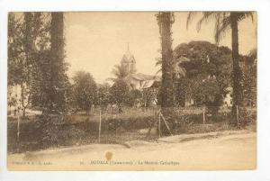 DOULA (Cameroun), La Mission Catholique, 00-10s
