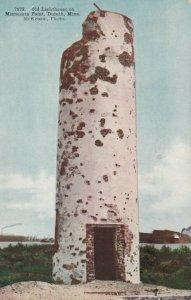 DULUTH , Minnesota, 1900-10s; Old Lighthouse on Minnesota Point