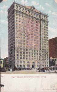 New York City Whitehall Building