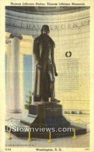 Thomas Jefferson Memorial, District Of Columbia