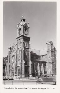 RP; BURLINGTON, Vermont; Cathedral of the Immaculative Conception, 10-20s