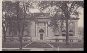 New York Utica Utica Public Library Albertype