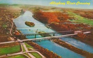 Allegheny River Crossing Bedford Pennsylvania
