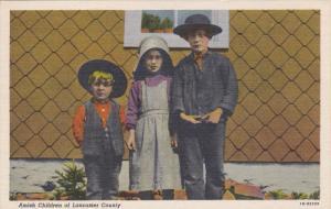 Amish Children of Lancaster County, Pennsylvania, 30-40s