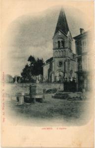 CPA ARCHES - L'Église (279393)