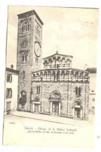 Lucca - Chiesa di S. Pietro Somaldi, Italy , PU-1913