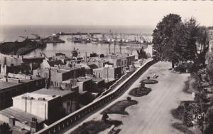 France Granville Le Square Lecarpentier et le Port