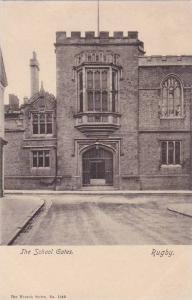Rugby , Warwickshire , England , 00-10s : School gates