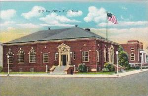 Tennessee Paris Post Office
