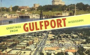 Gulfport Mississippi,
