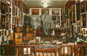OR, Jacksonville, Oregon, Jacksonville Museum, The Britt Gallery