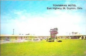 OK Guyman Townsman Motel