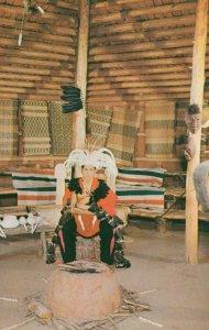 Indian Village , North Carolina , 50-60s