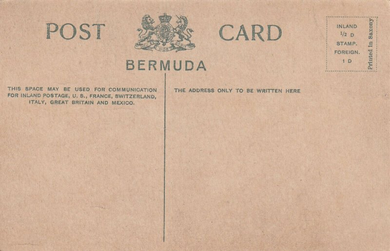 BERMUDA , 00-10s; Pembroke Parish Church