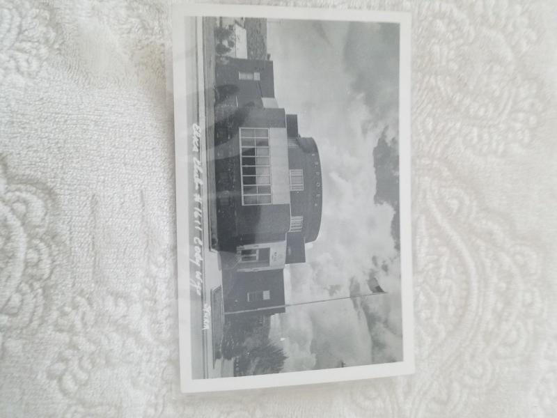 Real photo postcard RPPC BPOE Elks Club #1611 Cody, Wyoming WY by Sturm