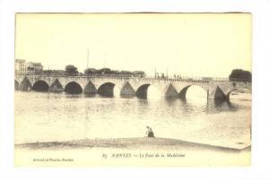 Le Pont De La Madeleine, Nantes (Loire-Atlantique), France, 1900-1910s
