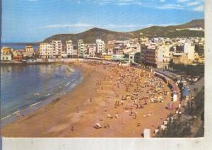 Postal 013108: Las Palmas Gran Canaria: Playa de las Canteras