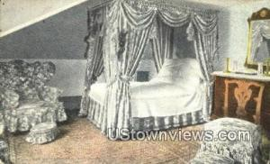 Martha Washington's Bedroom -va_mount_vernon_0359
