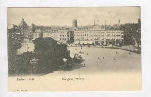 Kongens Nytorv, Kobenhavn, Denmark, 1900-10s