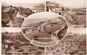 RP, 5-Views, Bury Hill, West Parade, Waterloo Square, Sands, Esplanade Concer...