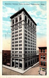 Tennessee Chattanooga Hamilton National Bank Building 1927