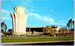 Las Vegas, Nevada Postcard TROPICANA HOTEL Street View c1950s Chrome Unused