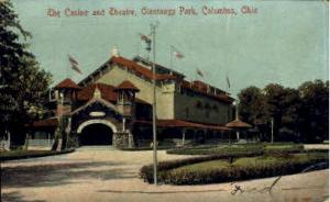 The Casino and Theatre, Olentangy Park Columbus OH 1907