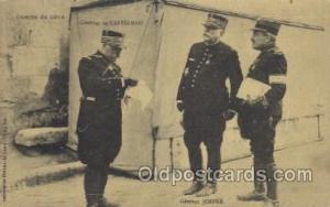 Guerre de 1914 Military, General Joffre, WW I, World War I, Postcard Postcard...