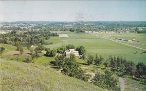 View of Town from Pinnacle North of Town Renfrew,  Ontario,  Canada,  PU_1967