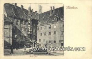 Munchen Germany, Deutschland Postcard