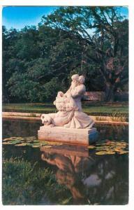 Samson & the Lion,  Brookgreen Gardens,  South Carolina, PU_1953