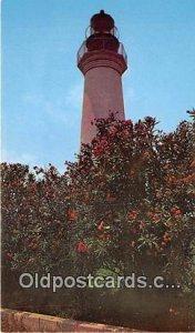 Lighthouse Port Isabel, TX, USA Unused