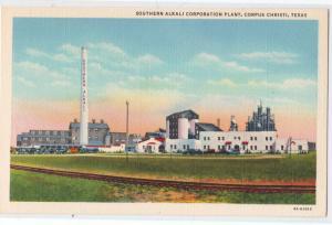 Southern Alkali Corp Plant, Corpus Christi TX