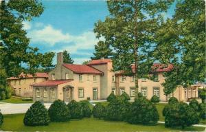 Bayfield Wisconsin~Pureair Tuberculosis Sanatorium~Chequamegon Bay~1952 Postcard