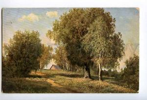 248922 Russia Amosov landscape ADVERTISING Trade House TIEBO
