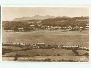 old rppc PORTAFERRY Port A' Pheire - County Down - Northern Ireland UK i3395
