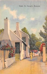 Saint George Bermuda, Somers Isles Street Scene Saint George Street Scene