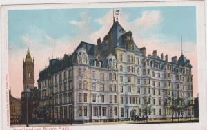 Hotel Vendome, Copper Windows, BOSTON, Massachusetts, 1901-07