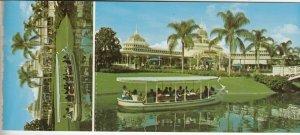WALT DISNEY  , Florida , 50-60s ; Main Street Booklet 8 Postcards , 1970s