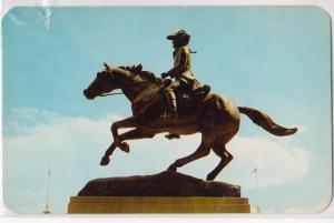 Statue Caesar Rodney, Wilmington DE