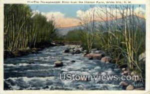 Pemegewasset River, Hanson Farm White Mountains NH Unused