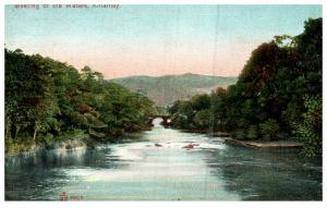 653   Ireland  Killarney  1920  RIver