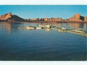 Pre-1980 BOAT SCENE Page Arizona AZ AF3697